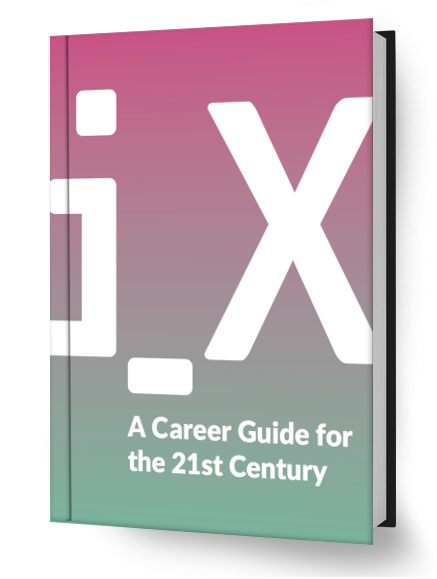 A career guide for the 21st century, breaking down industry trends, salaries, and how to be competitive in today's exponential world.